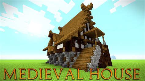 minecraft   build  medieval house tutorial medieval mansion tutorial huge  youtube