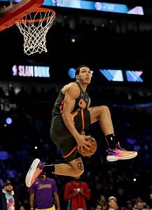 nba slam dunk contest aaron gordon loses another epic