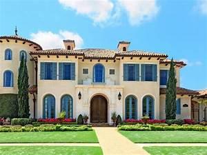 Italian, Style, Home, Richmond, Texas