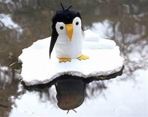 Bastelvorlagen Tiere Zum Ausdrucken : basteln mit kindern kostenlose bastelvorlage tiere pinguin aus filz ~ Frokenaadalensverden.com Haus und Dekorationen