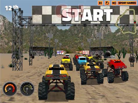 monster truck games video monster truck fever hacked cheats hacked online games