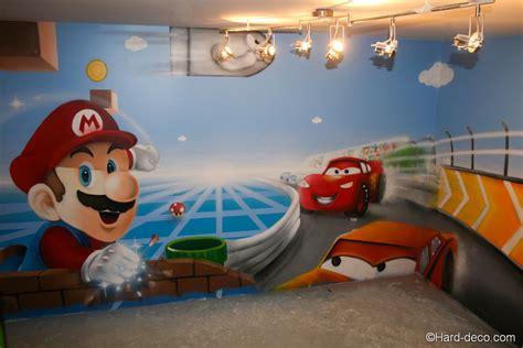decoration chambre garcon cars chambres de filles décoration graffiti page 2 sur 6