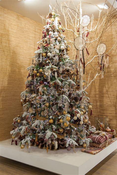 originele ideeen voor het versieren van je kerstboom