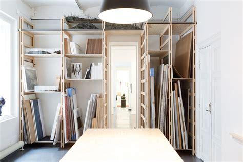 petit meuble bureau aménager un atelier d artiste à petit budget déconome
