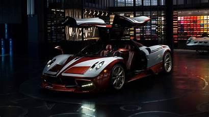Pagani 4k Huayra Lampo Wallpapers Uhd Cars