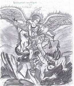 Michael Archangel Vs Lucifer | www.imgkid.com - The Image ...