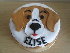 smell birthday cake beagle beagles pinterest