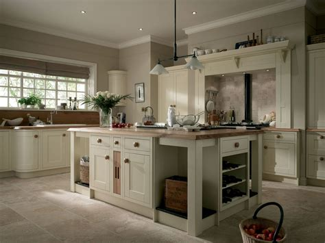 Wooden Lacquered Cabinets Neutral Kitchen Cabinets Gray