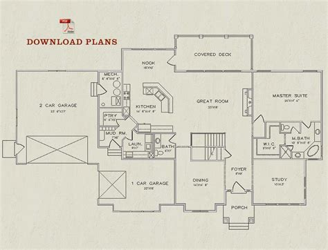 J. Thomas Homes Now Offering Over 27 New Home Floor Plans