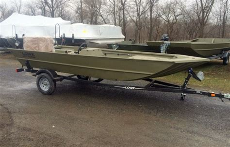 New Lowe Jon Boats For Sale by 2016 New Lowe Roughneck 1756sc Jon Boat For Sale Us