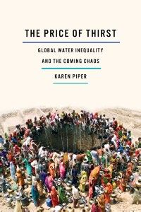 The Price Of Thirst — University Of Minnesota Press