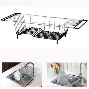 kitchen sink with dish drainer the sink kitchen dish drainer rack holder drying 8570