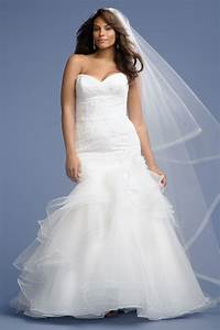 20 modern plus size wedding dresses magment With plus size fit and flare wedding dress