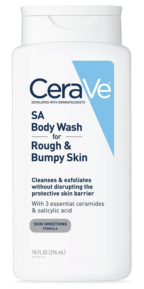 Amazon.com : Cerave Sa Renewing Skin Lotion, 8 Ounce