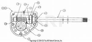 Mtd 317e753f190 Snow Boss 950 St  1997  Parts Diagram For