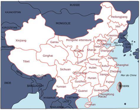 cuisine chine carte de la république populaire de chine tête à modeler