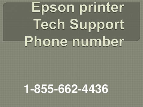 epson printer tech support phone number 1 855 662 4436 epson printer tech support phone