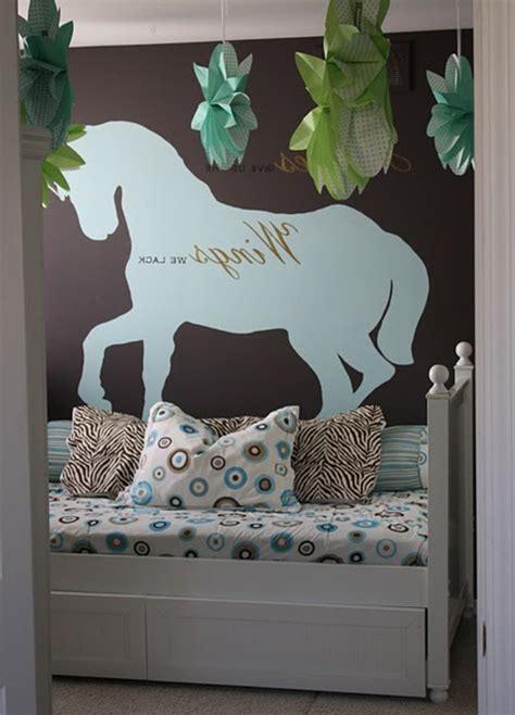 Ideen Kinderzimmer Pferd Bibkunstschuur