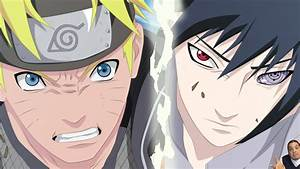Naruto 695 Manga Chapter ナルト Review -- Naruto Vs Sasuke ...