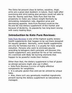 Keto Pure Reviews
