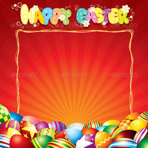 beautiful sample easter card templates  psd