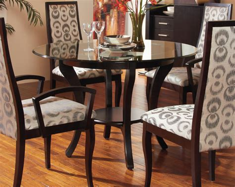 dining room  glass top table furniture mattress
