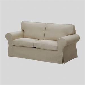 Canapé Chez Ikea : bric et brol canap 2 places ektorp de chez ikea ~ Teatrodelosmanantiales.com Idées de Décoration