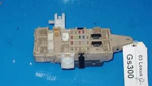 98 Lexu Gs300 Fuse Box Diagram