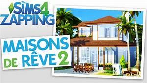 Les Plus Belles Maisons : zapping les plus belles maisons sims 2 youtube ~ Melissatoandfro.com Idées de Décoration