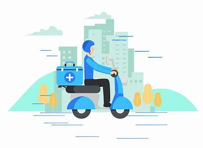 Delivery Medical Services Dubai Viame Ae Features