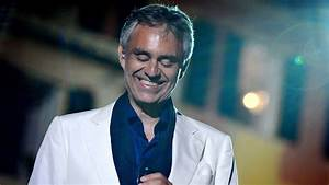 Video: Andrea Bocelli: Love in Portofino   Watch Great ...