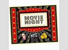 How to Plan a Family Movie Night with Free Printables