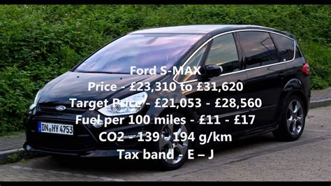 Which Car Gets The Best Mpg by Best 7 Seater Cars Of 2015 Best 7 Seaters For Families
