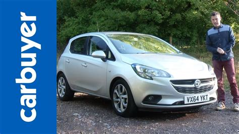 opelvauxhall corsa hatchback  review carbuyer youtube