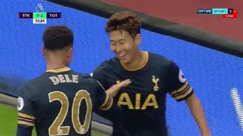 heung min son  dele alli   greatest dab related
