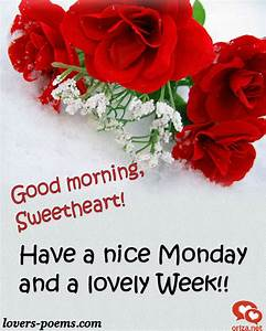 Have a nice Monday and a lovely week!