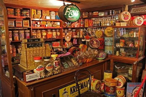 traditional sweetshop recreation general store