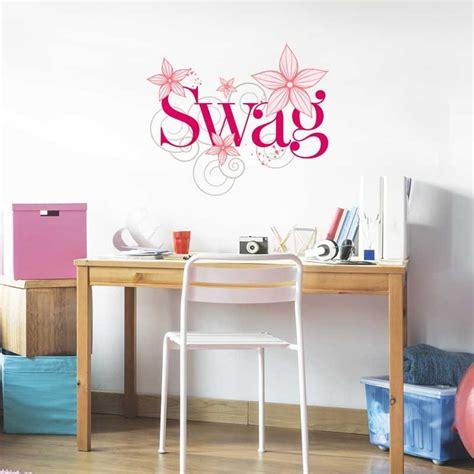 stickers pour chambre ado chambre de fille ado swag idées de décoration et de