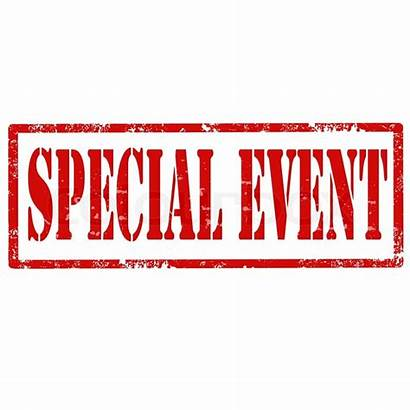 Special Event Stamp Text Vector Clip Clipart