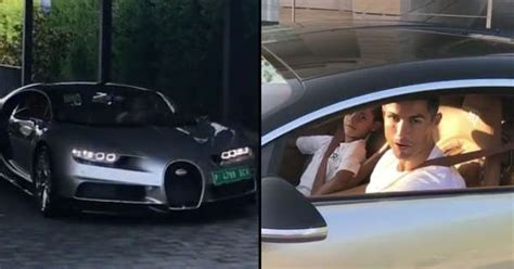 Hello guys welcome back to my channel or welcome too into days video i spot cristiano ronald in his bugatti chiron if you enjoy the video please do subscribe. Cristiano Ronaldo Bought 2017 Bugatti Chiron For $3 ...