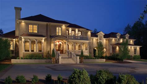 deco outdoor lighting homes traditional exterior nashville by