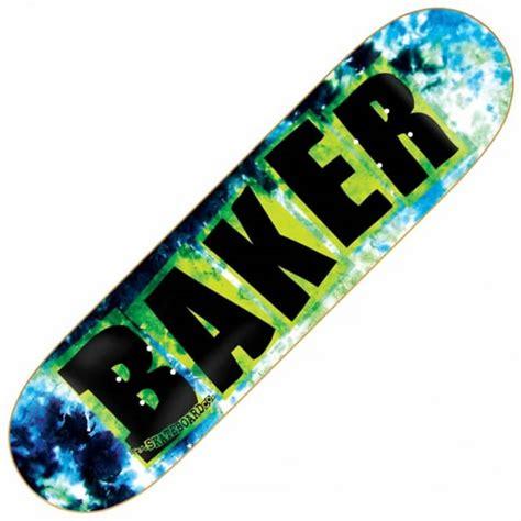 Baker Skateboard Decks 80 by Baker Skateboards Baker Brand Logo Toxic Cloud Skateboard