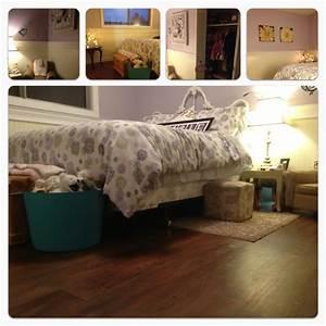 Kleinkind Zimmer Mädchen : die besten 25 lila kleinkind zimmer ideen auf pinterest ~ Michelbontemps.com Haus und Dekorationen