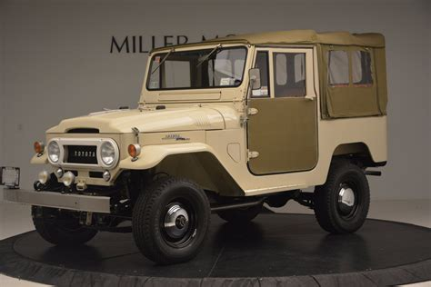 Toyota Westport by Used 1966 Toyota Fj40 Land Cruiser Land Cruiser For Sale
