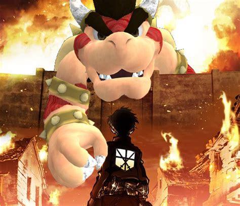 Titan Bowser Super Smash Bros For Wii U Skins Bowser