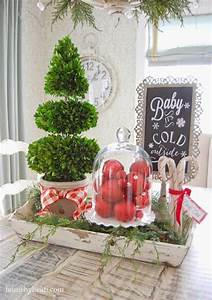 30 Stunning Christmas Kitchen Decorating Ideas All
