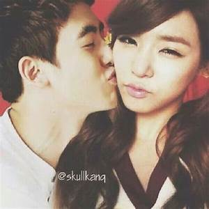 NICHKHUN AND TIFFANY | movies , drama photos ,running man ...