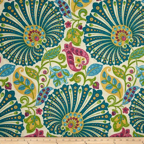 Richloom Bankura Moroccan  Discount Designer Fabric