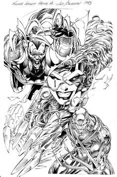 1000+ images about Comic book and character sketches on