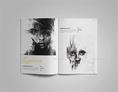 portfolio template  vanroem graphicriver
